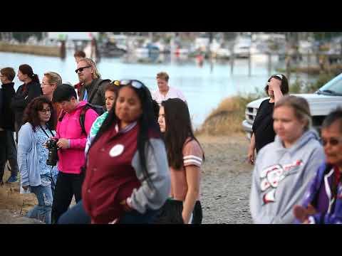 Quileute Nation, Canoe Journey 2017