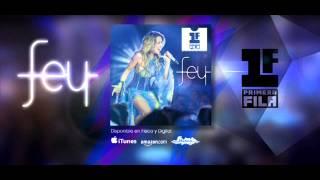 Fey 02.- Te pertenezco Audio Cd Primera Fila 2012 (En vivo)