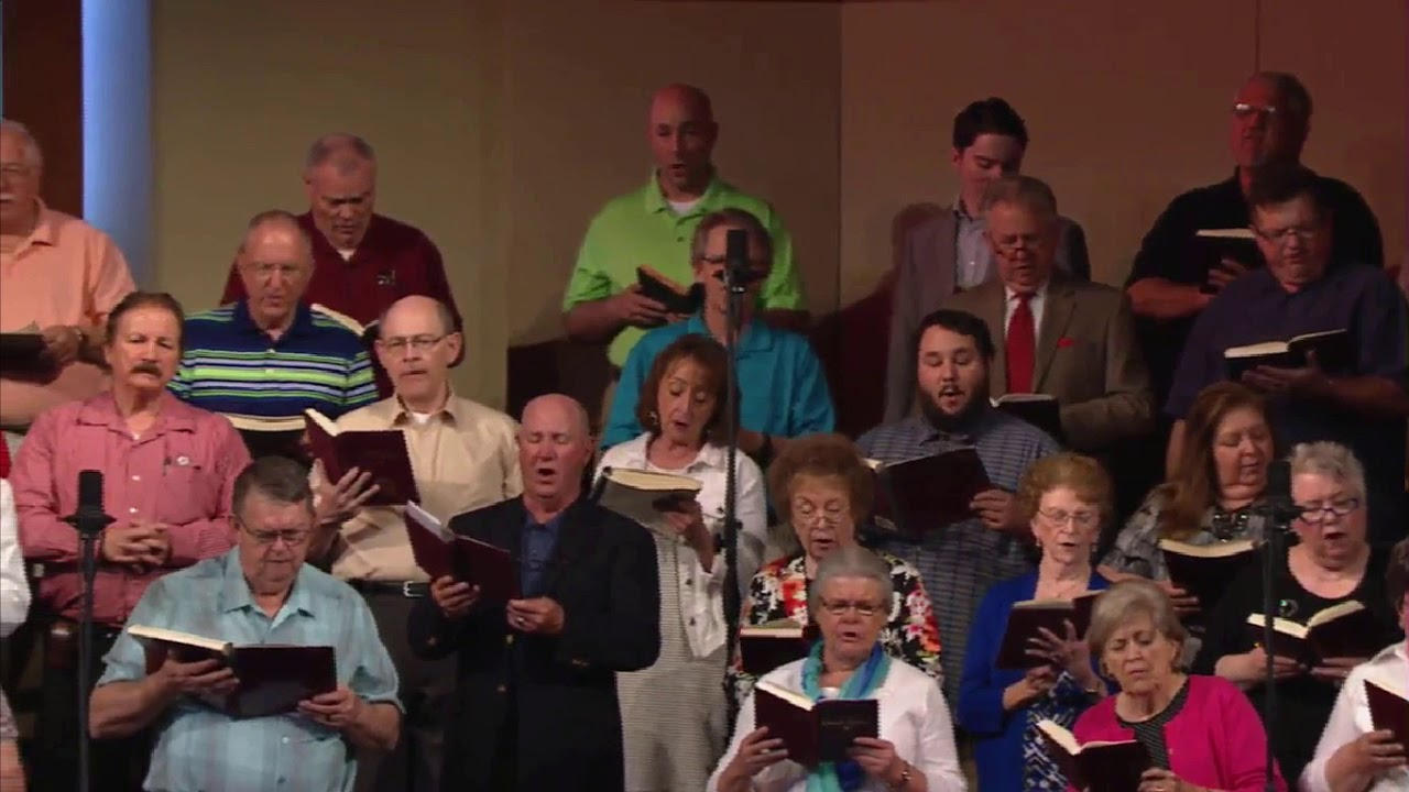 Take a Moment and Live - 2018 Gardendale Redback Church Hymnal Singing