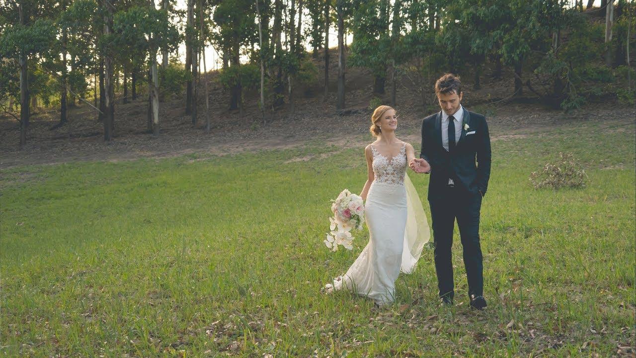 Coral + Devon | Wedding Film Snippet