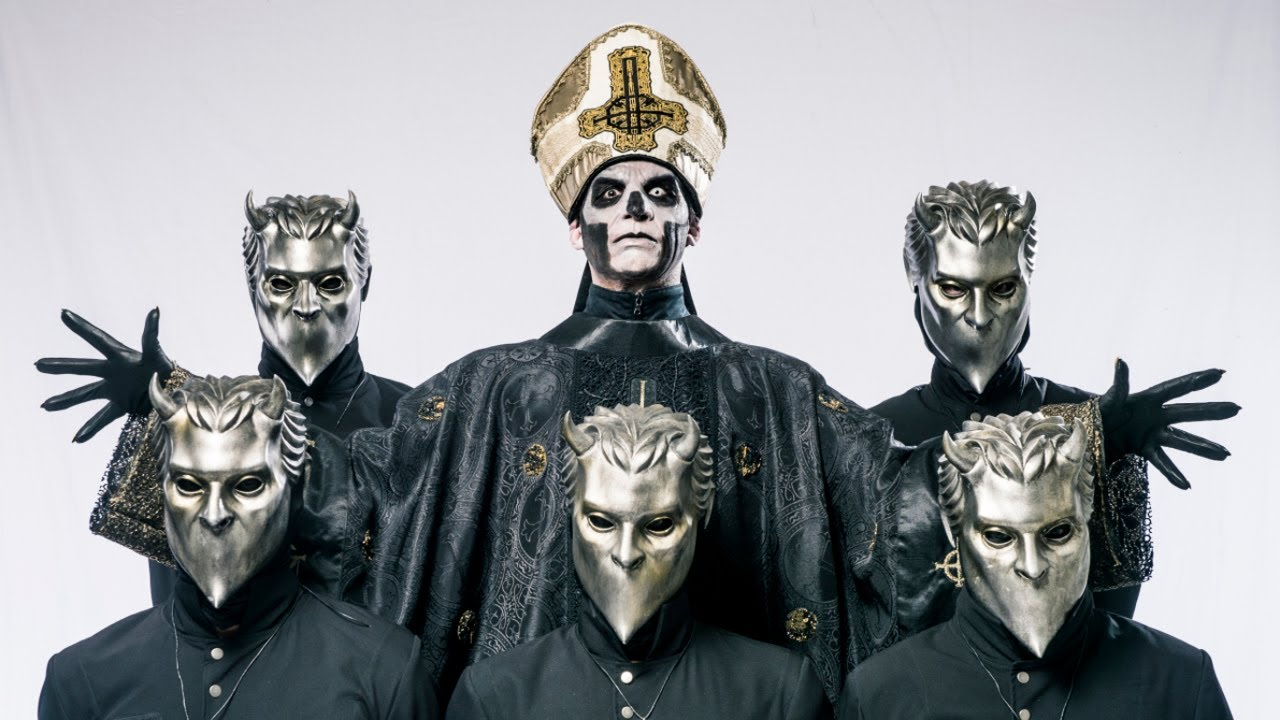 Ranking the Studio Albums: Ghost