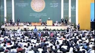 Freitagsansprache 01-06-2012 - Nimmt eure Verantwortung gegenüber der Menschheit wahr