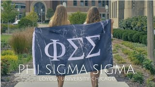 Phi Sigma Sigma 2018  |  Loyola University Chicago