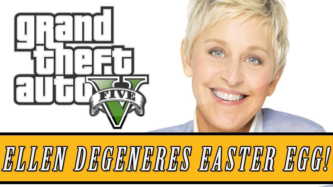 Ellen Degeneres Easter Pictures 9