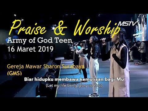 Army Of God (AOG) Teen - Mar 16th, 2019 GMS Surabaya