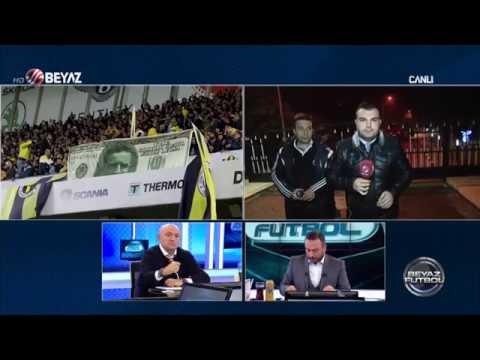 (..) Beyaz Futbol 3 Aralık 2016 Kısım 1/6 - Beyaz TV