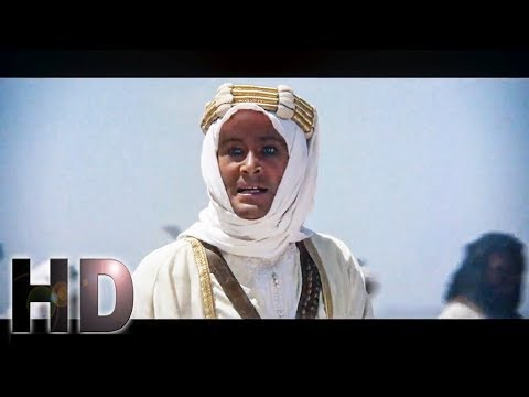 Lawrence of Arabia (1962) - T. E. Lawrence (HD Tribute)