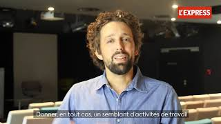 François Saltiel :