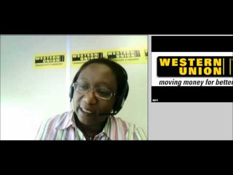 Second African Diaspora Marketplace: online press conference by Western Union