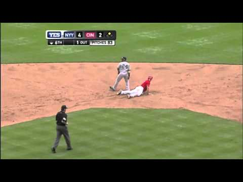 Double Plays The Yankees Turned - 2011
