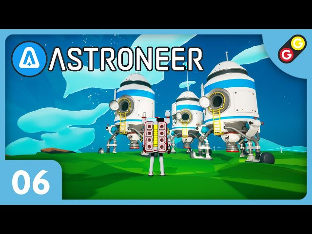 ASTRONEER Saison 3 #06 On prépare notre décollage ! [FR]