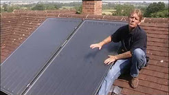Solar Water Heating from Worcester Bosch Group