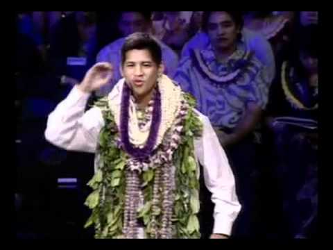 Kamehameha Song Contest 2012 - Senior Men