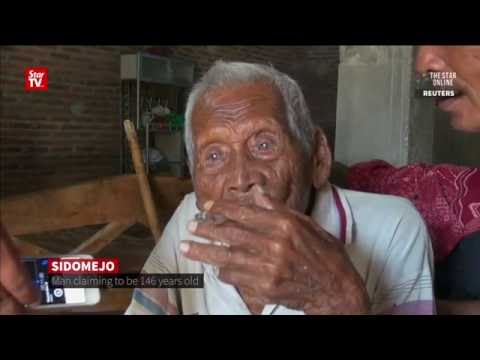 146-year-old Indonesian is world's oldest?