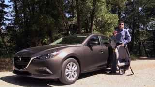 2014 Mazda Mazda3 Child Seat Review