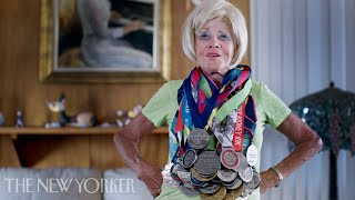 Meet the Eighty-Six-Year-Old Running the New York City Marathon | The New Yorker