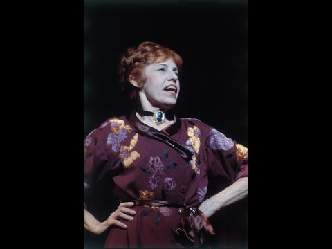 "LOTTE LEYNA ""4 AMAZING BROADWAY SONGS"" (LOTTE LEYNA PICTURES) BEST HD QUALITY"