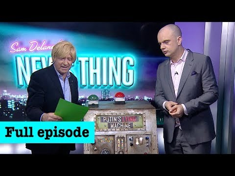 Putin's Lying Machine (Full Ep: 18th Nov 2017) - News Thing