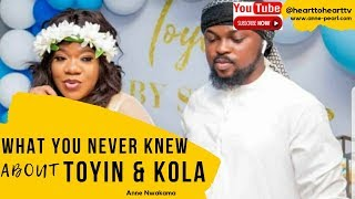 Toyin Abraham  Kolawole Ajeyemi   What You Never Knew About Toyin  Husband Part 2