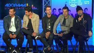 New Kids On The Block Live Q&A Video