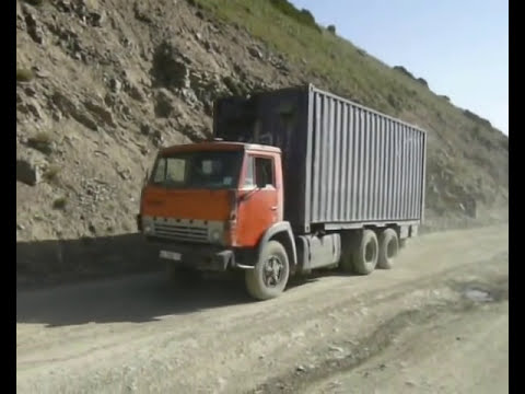 Ford Transit Central Asia Expedition - ep.3 - Tajikistan