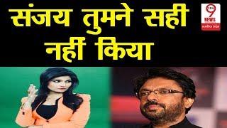 RUBIKA LIYAQUAT ने Sanjay Leela Bhansali को लगाई फटकार, कहा कि राजपूत तो नहीं लेकिन...