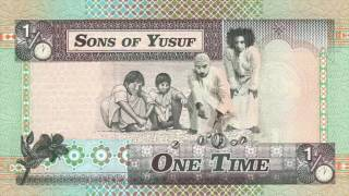 Gambar cover Sons of Yusuf - One Time (أيام الطيبين)
