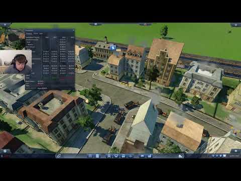 Transport fever, Europe the modded, episode 2