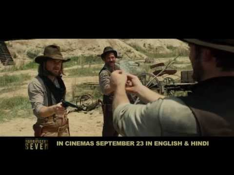 The Magnificent Seven | Hindi Trailer