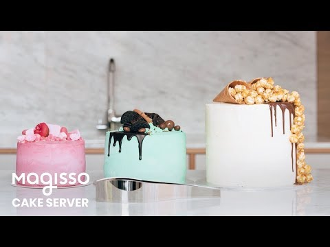 Magisso Cake Server and the Ultimate Cake Challenge
