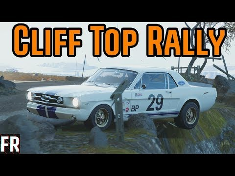 Forza Horizon 4 Challenge -  Cliff Top Rally (Fortune Island) thumbnail
