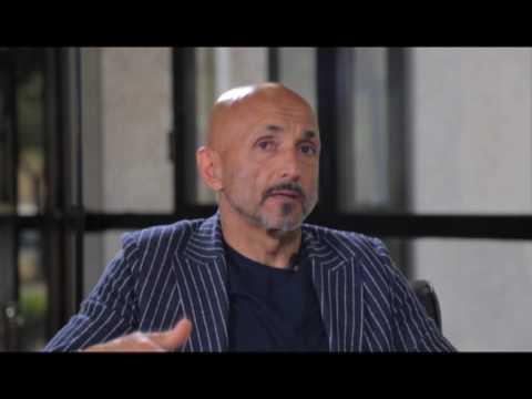 Luciano Spalletti a La Partita Perfetta