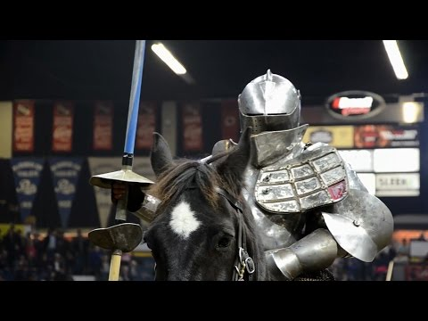 Knights of Valour: Full Contact Jousting