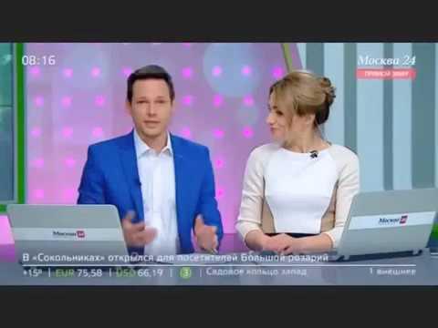 Первый интернет-магазин окон Б/У Окнатранс на Телеканале Moskva 24