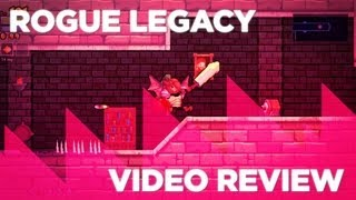 Rogue Legacy - Review