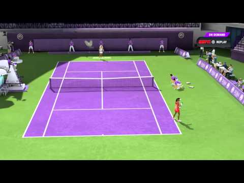 Grand Slam Tennis 2 Maria Sharapova vs Ana Ivanovic