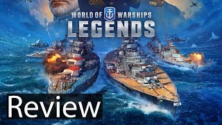 World of Warships Legends Xbox One X Gameplay Review (Preview)