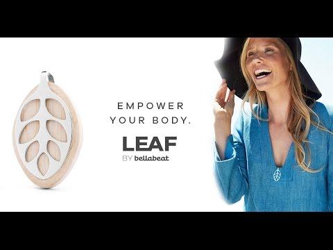 The Leaf Health Tracker Designed For Women
