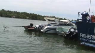 ท่าเรือปากบารา เดือน พฤษภาคม พ.ศ.2553