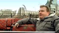 Raymond Mearns Comedy Tour of Glasgow 2010