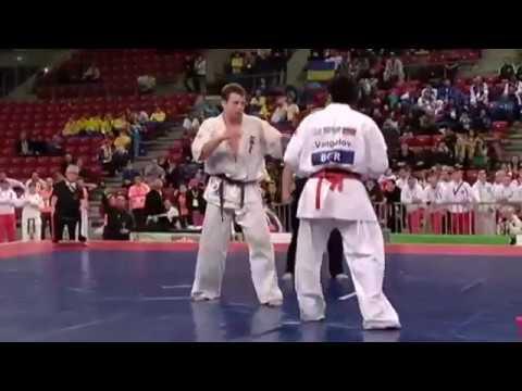 Eventas Guzauskas European Karate Champion 2016