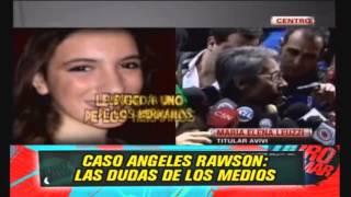 El video sobre el crimen de Angeles Rawson que no quieren que veas