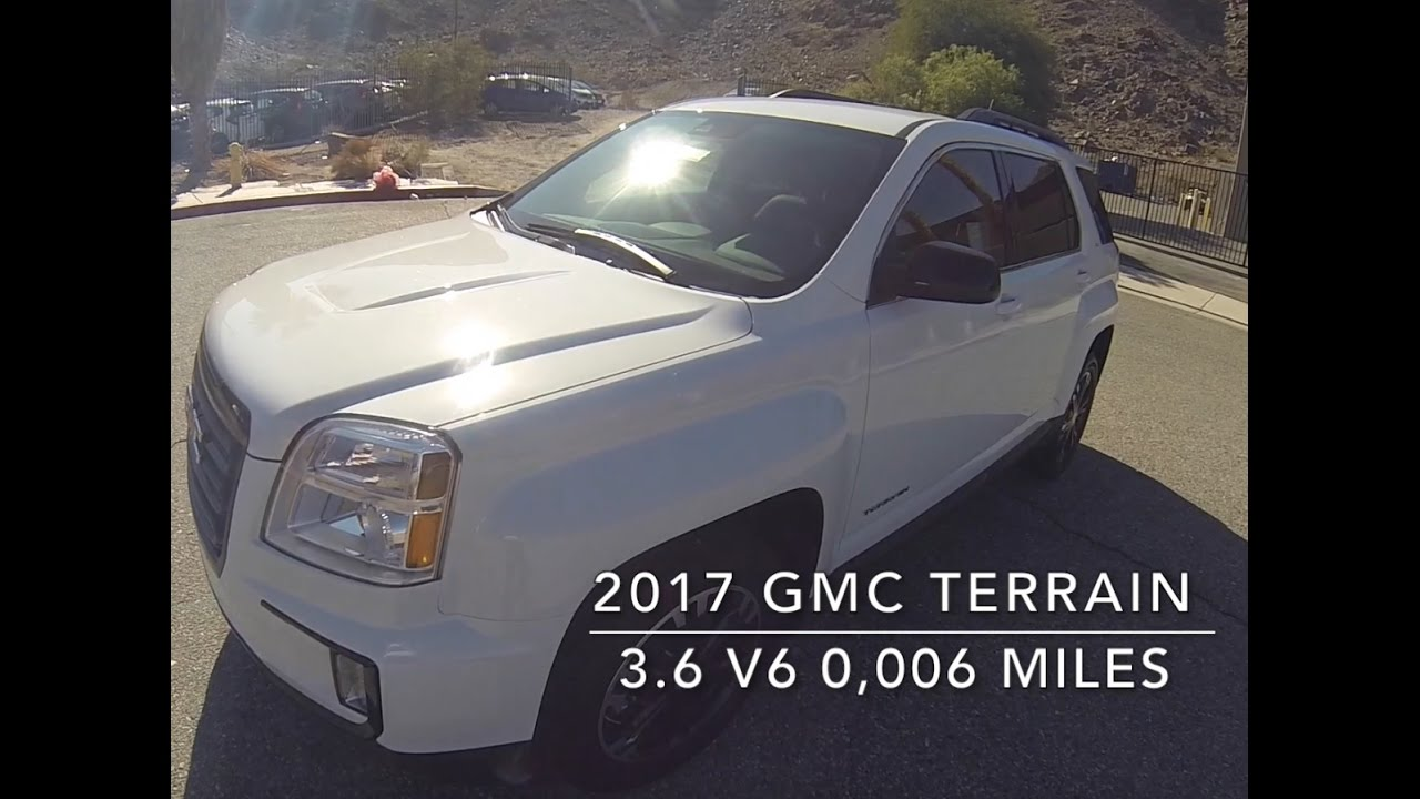 2017 Gmc Terrain Fwd Slt Contact 888 573 3244 Stock 17 4274