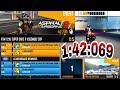 ASPHALT 8 KTM 1290 SUPER DUKE R ASSEMBLY CUP ICELAND REV 1 42 069 X2 TOP 25 mp3