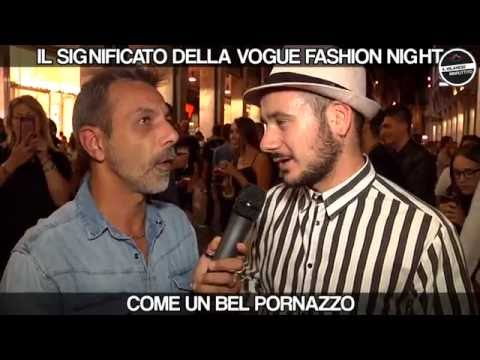 Le Interviste Imbruttite - Vogue Fashion Night 2016