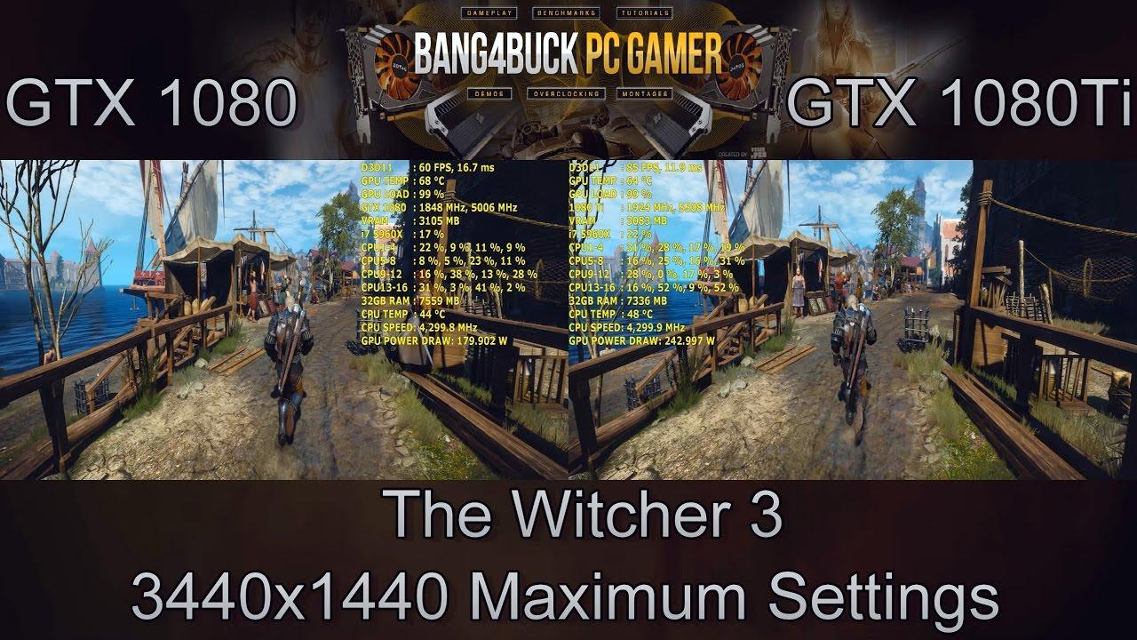gtx 1080 vs gtx