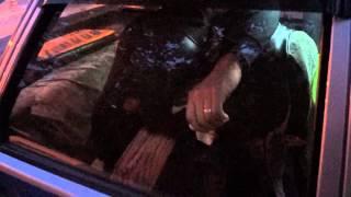 18.05.2015 пьяное ДТП на ул. Кирова, ВАЗ 2107 vs трамвай (Ижевск)