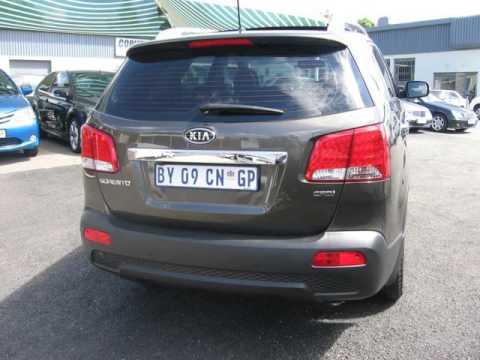 2012 kia sorento 2.2 crdi 4x4 7 seater automatic auto for sale on