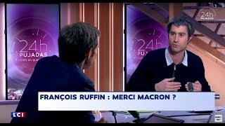 FRANÇOIS RUFFIN FACE À DAVID PUJADAS - LCI