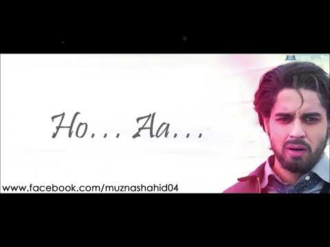 Teri Khair Mangdi - Bilal Saeed - Baar Baar Dekho - Lyrical Video With Translation||Music Mania